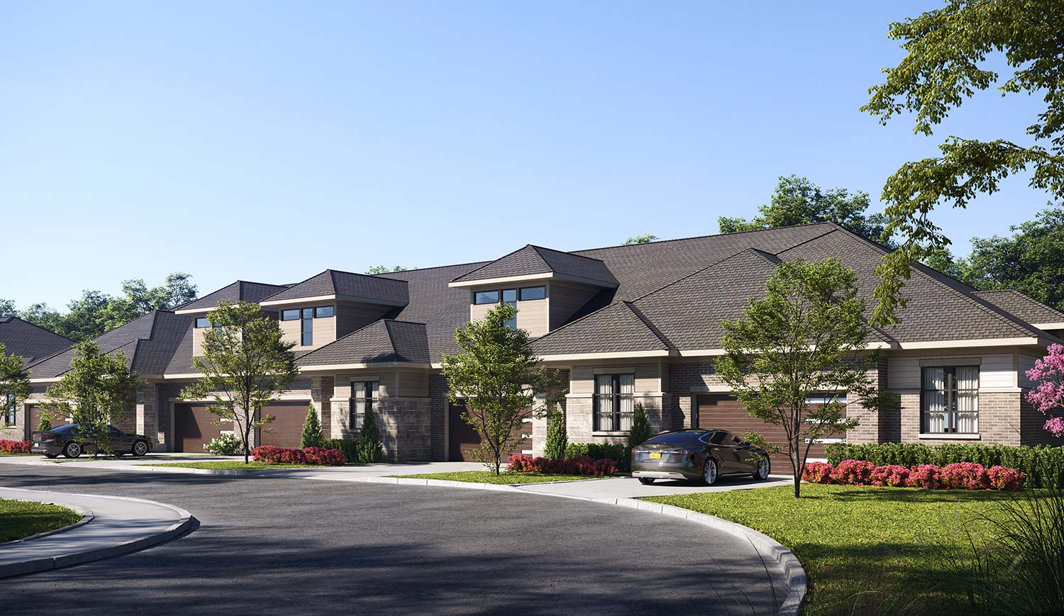 Gramercy Ridge Exterior | West Bloomfield New Construction
